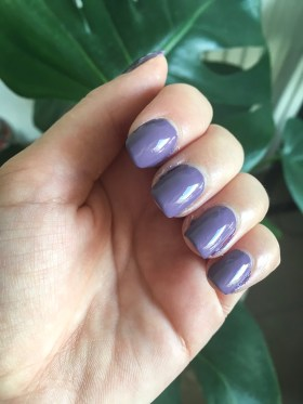 vernis à ongle visionary maybelline tenue & strongpro