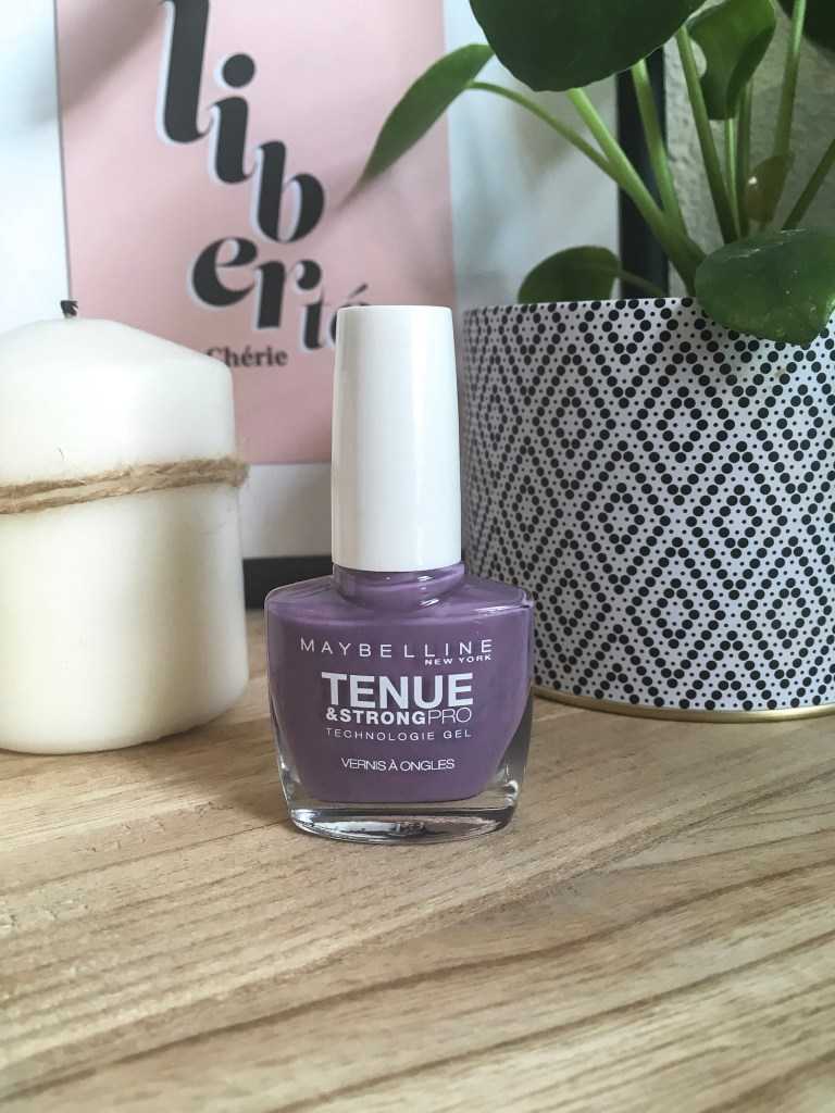 Vernis à ongles Maybelline teinte 91 visionary