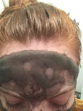 test du masque aux bulles de charbon soins fkarefr