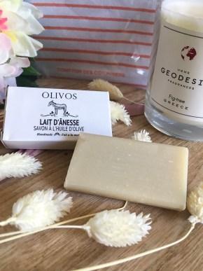 birchbox et comptoir des cotonniers olives savon naturel