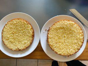 molly cake découpé
