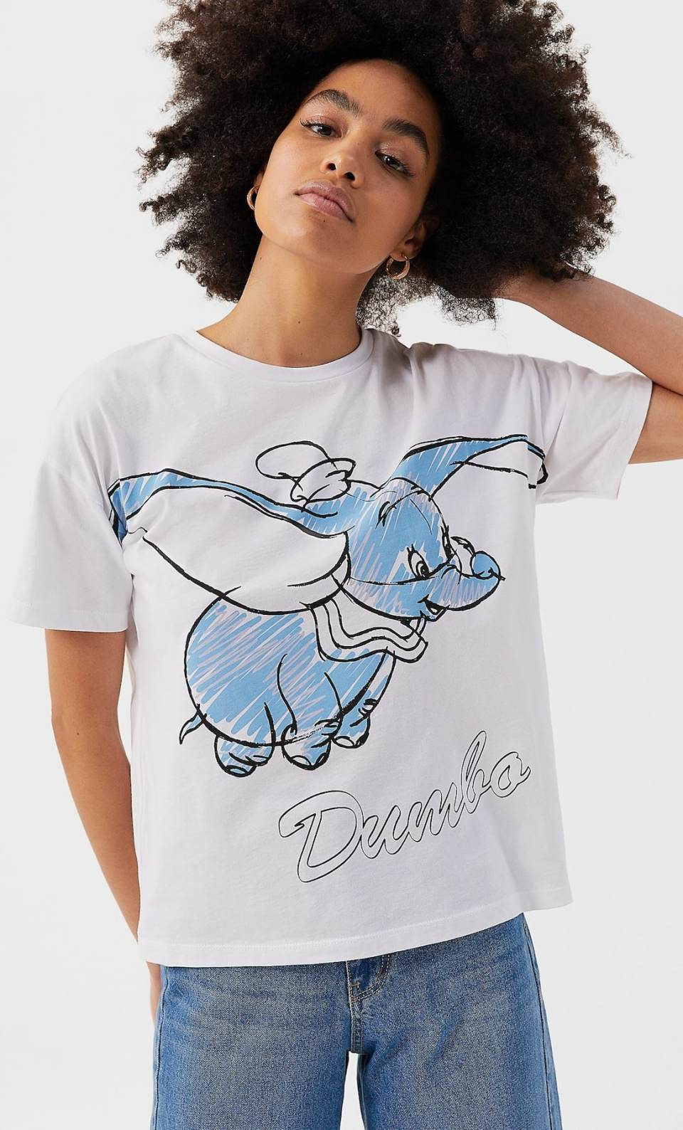 t-shirt dumbo