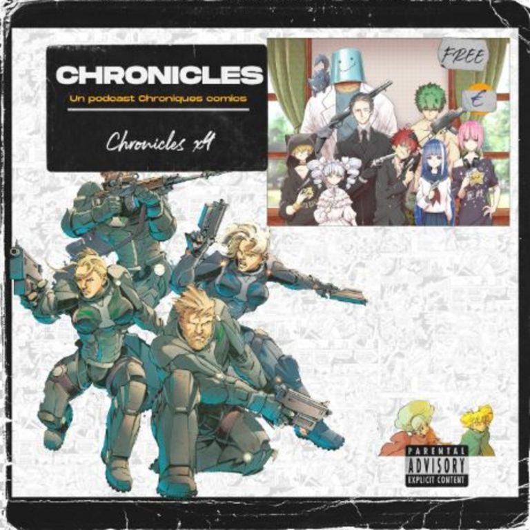 Chronicles – Un épisode pas pour ta petite sœur