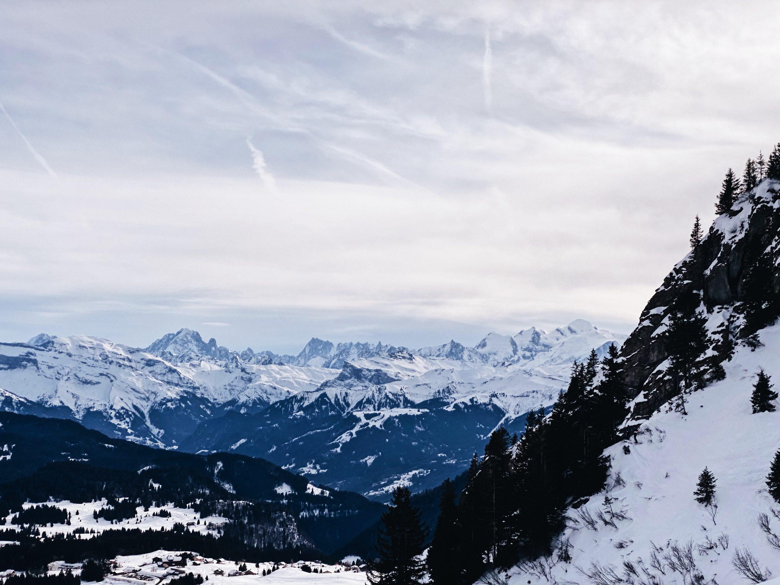 Un weekend à la montagne