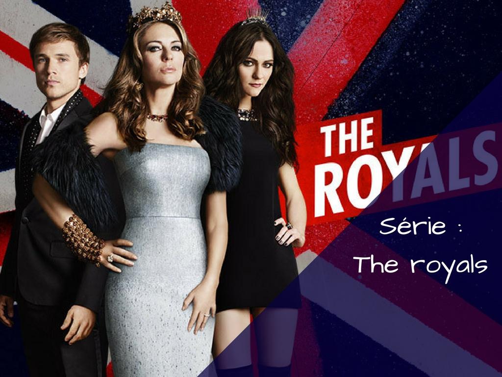 The Royals ! La série qui casse les codes de la monarchie