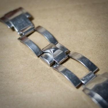 ZRC Grands Fonds 300m : bracelet acier.