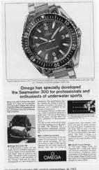 Publicité, circa 1965. Crédit : Chronomaddox.com