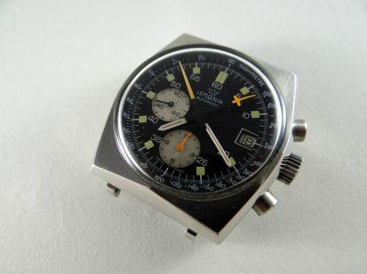 LEMANIA chronographe cal. 1340