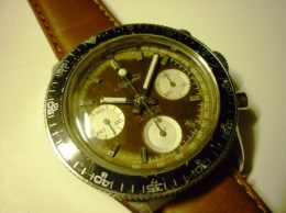 NEPTUNE chronographe, cal. Landeron 349.