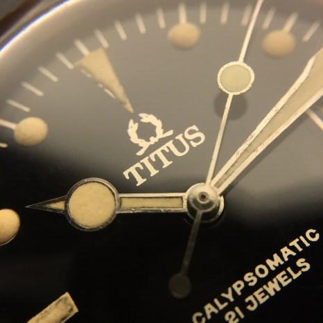TITUS Calypsomatic 7840.