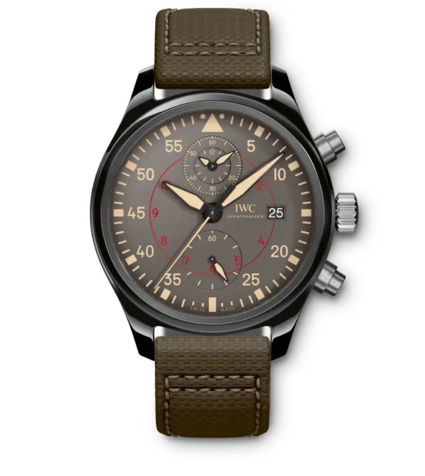 SCHWEIZ IWC PILOT'S WATCHES COLLECTION 2016