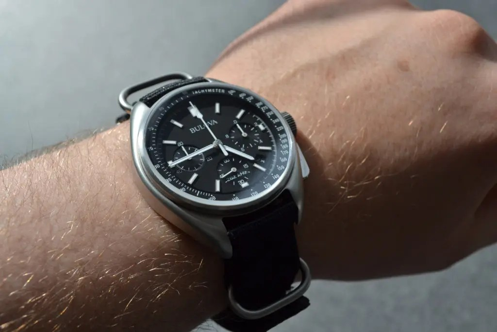 Bulova Moonwatch Velcro