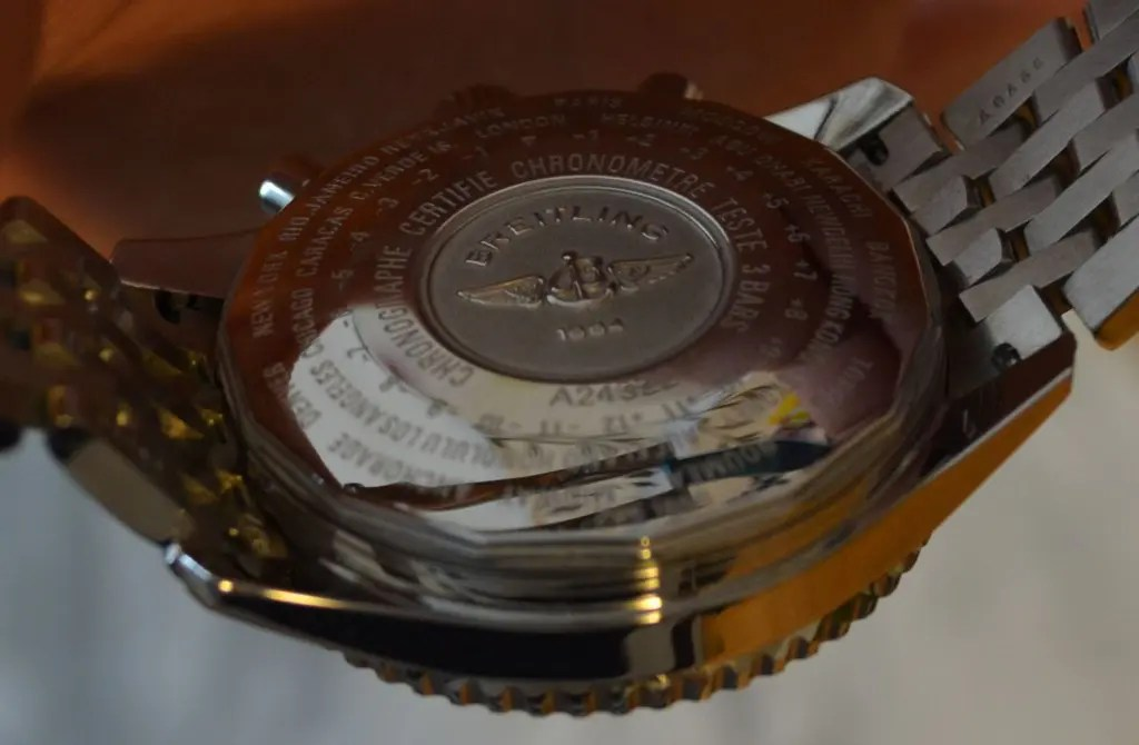 Breitling Navitimer World Replica