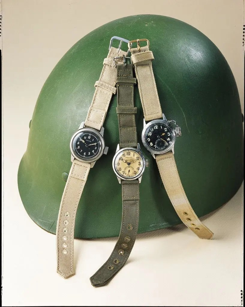 Hamilton_Old Military Watches