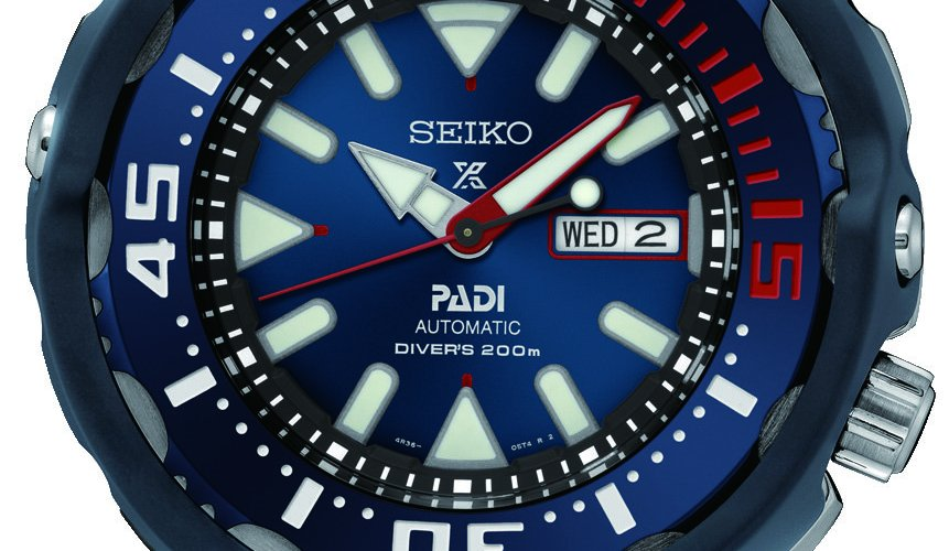 seiko monster tuna padi monsterm ige blau rote special edition chrononautix. Black Bedroom Furniture Sets. Home Design Ideas