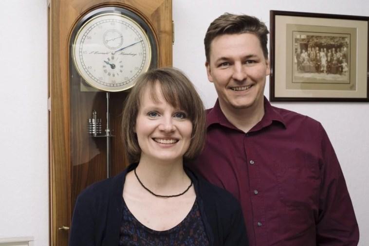 Steffen und Ulrike Cornehl