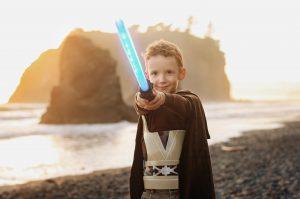 Ο μικρός Liam είναι ο σούπερ ήρωας με τον κηδεμόνα σκολίωσης