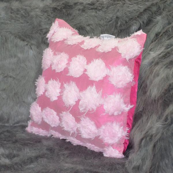 3D Pink throw pillow Chronos stores dreamhome shop seller