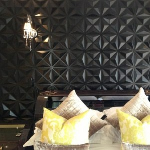 Diamond. 3D Wall Panel sold by Demie-Quest