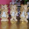 3-piece Fruit Flower Vase
