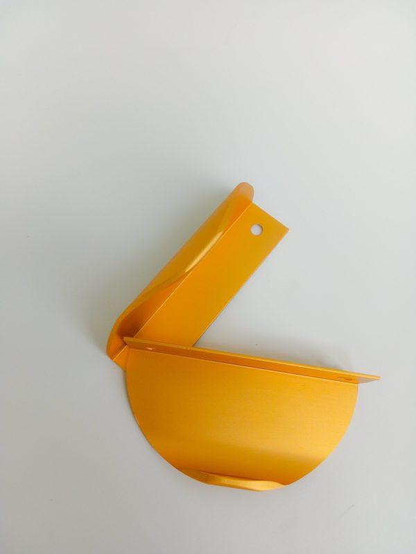 80mm Lip Pulls in Gold