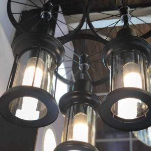 4 In 1 Hanging Light