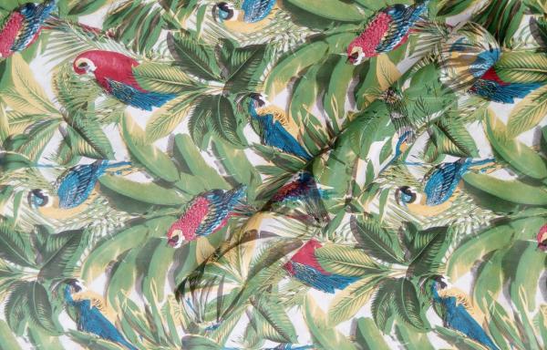 Floral Patterned Wallpaper