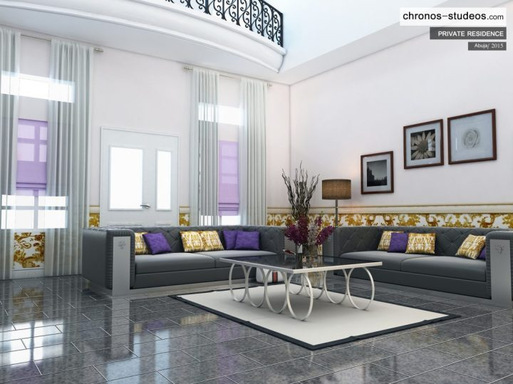 Interior decoration for living room in nigeria for Nigerian living room designs
