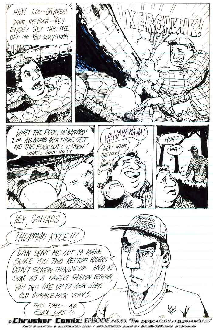 """""""Hey, Lougayness! It's Thurman Kyle!"""" 