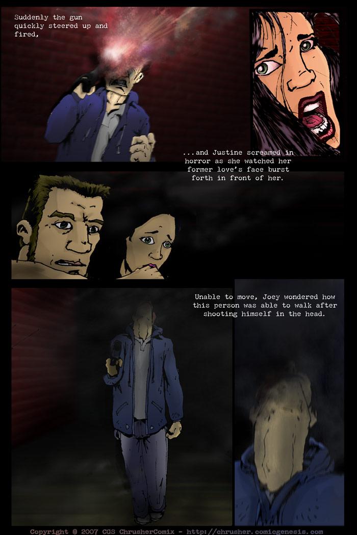 Homicidal; Suicidal   End Cycle #1 (2007-10-29)