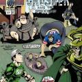Return of Crusher #2 Cover