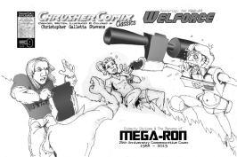 chrusher1989-mega-ron-cover-B&W