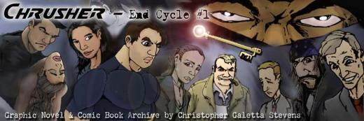 ChrusherComix: End Cycle