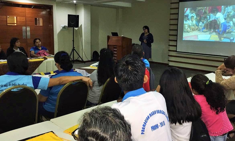En el Encuentro de Comités de Prevención: Escolares compartieron experiencias contra la ESNNA