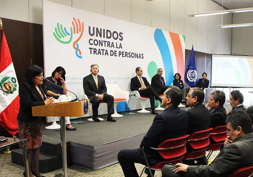 Alianzas en acción para terminar con la trata de NNA