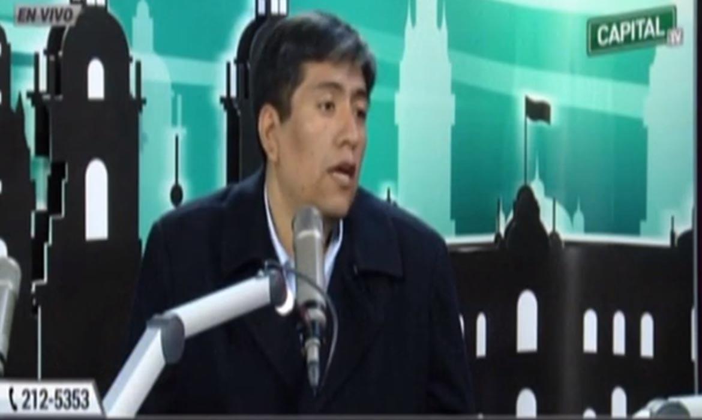 Luis Enrique Aguilar: La trata de personas es un delito rentable