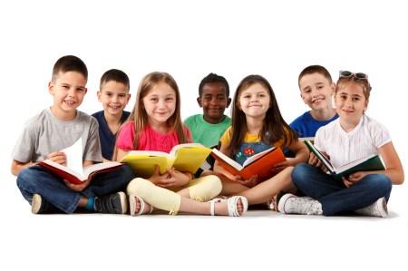 Preventing summer slide by reading
