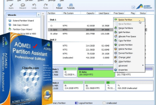 Aomei Partition Assistant Pro Crack