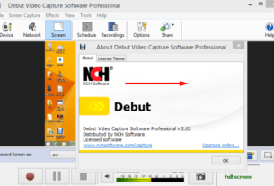 NCH Debut Video Capture Software Crack