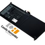 bateria interna para portatil dell asus lenovo acer msi Dell XPS 12 9250 Latitude 12 7275