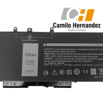 bateria interna para portatil dell lenovo hp asus acer msi Latitude 5280 5480 5580 5490 5590 E5480 E5580 E5490 E5590