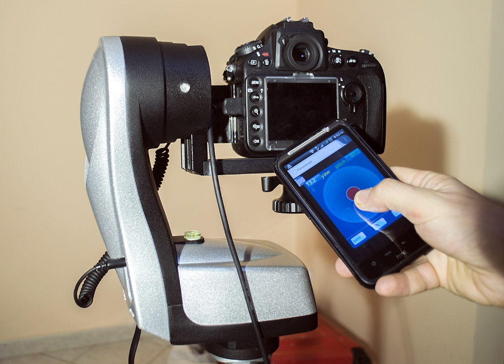 Panoramic Infrared Reflectography