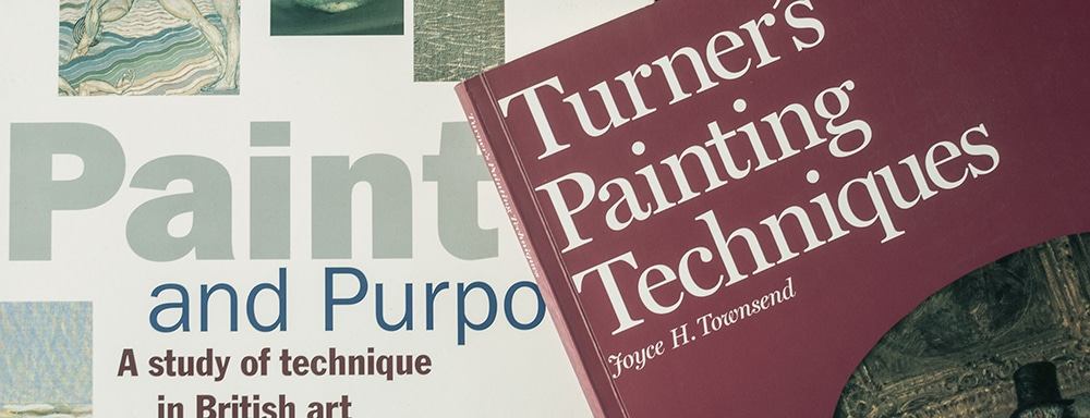 Turner technical art examination