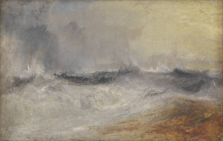 J.M.W.Turner Technical Art Examination, Painting Techniques and Materials