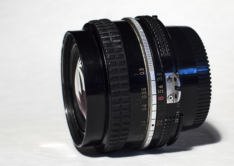 Nikon Nikkor 20mm f3-5