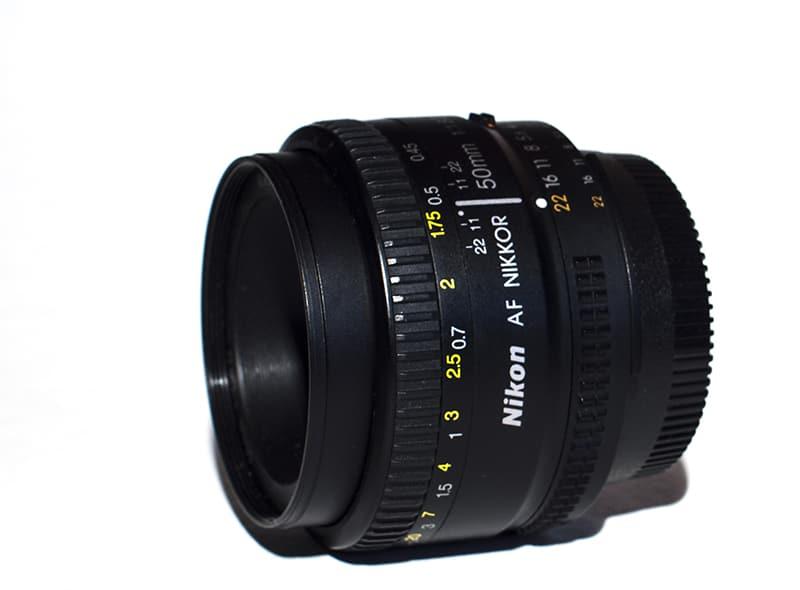 Nikon Nikkor 50mm AF 1-8 D