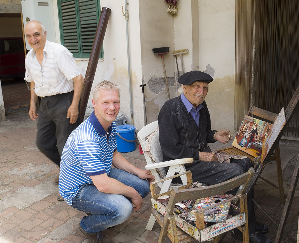 pixelteq multispectral camera sicilian cart painter