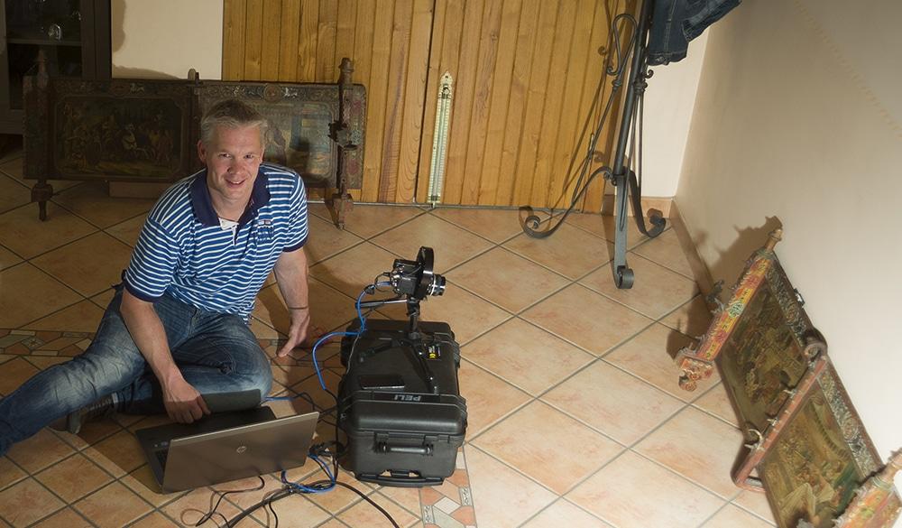 pixelteq multispectral camera sicilian cart
