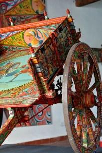 Sicilian carts Museum.