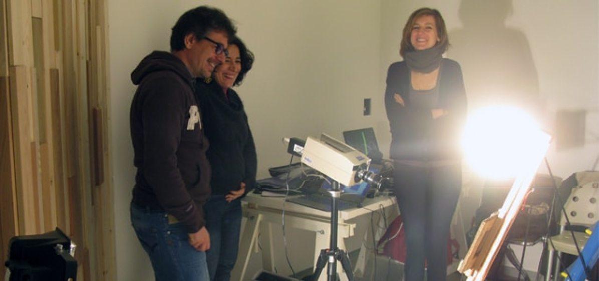 Training for Terrarossa Studio.